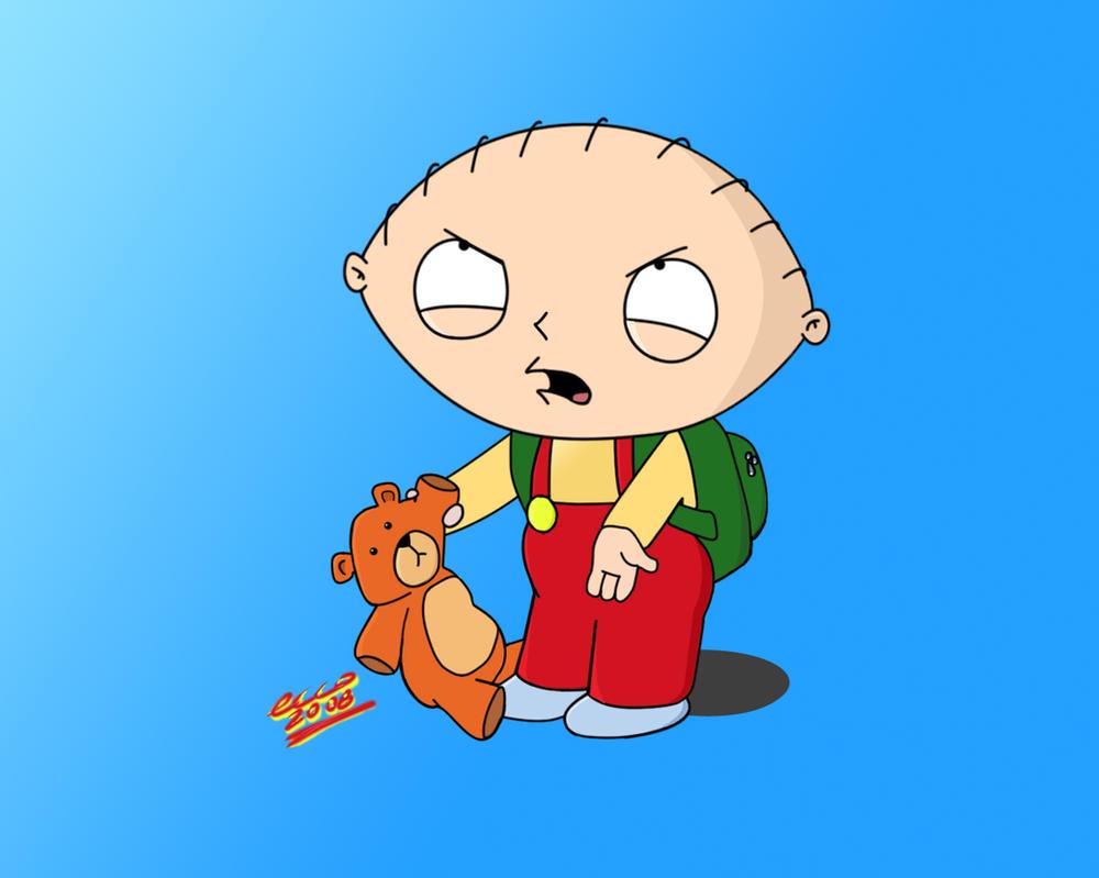 Stewie family guy wallpaper by ecco666 on DeviantArt