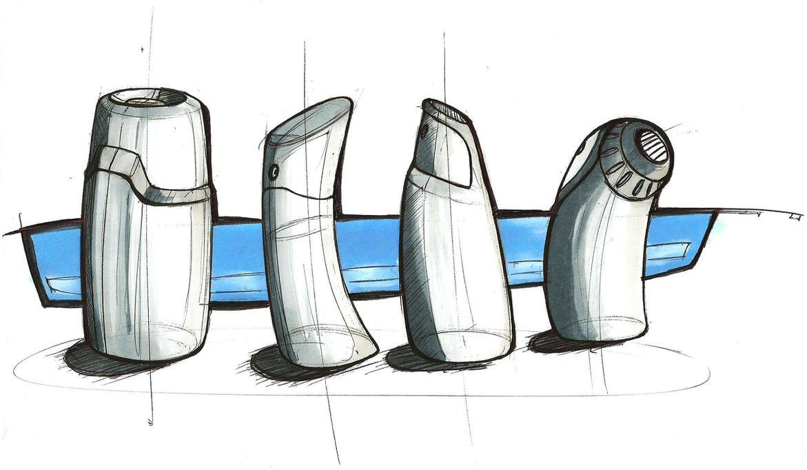 Spray Can Designs by ecco666