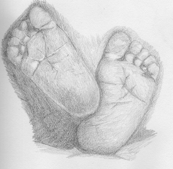 how to draw feet deviantart