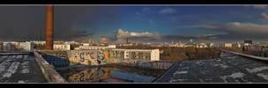 Berlin Skyline Panorama