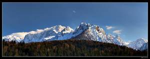 Mangart Panorama HDR - V2 by RRVISTAS