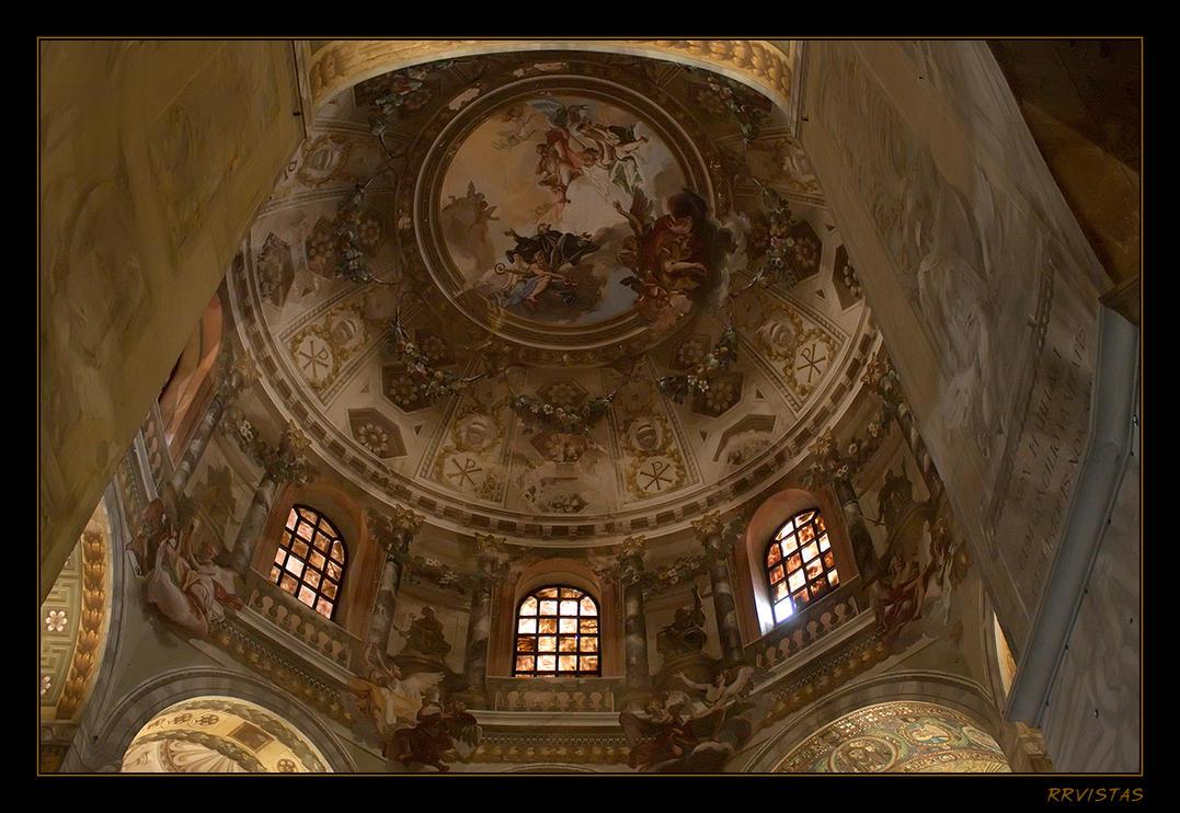 San Vitale, Ravenna II by RRVISTAS