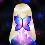Galaxy moth spirit