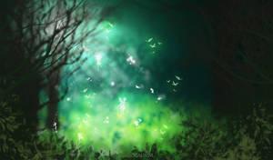 the fairies of Tir na nOg
