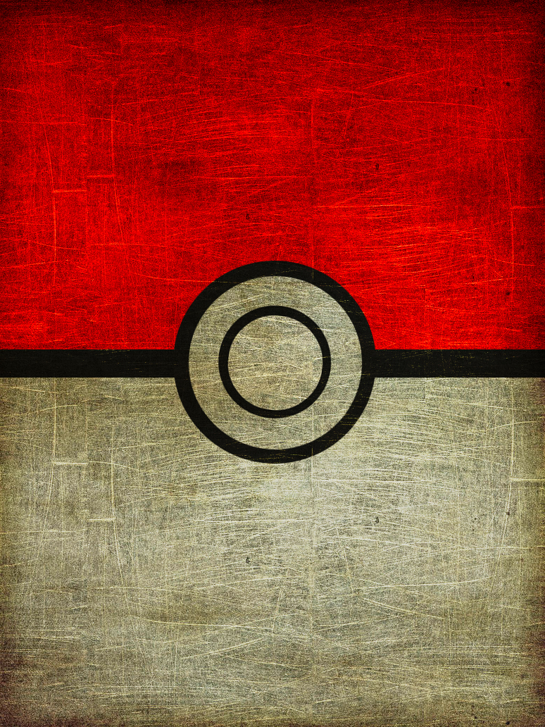 Minimalist Pokemon poster by BoredBored