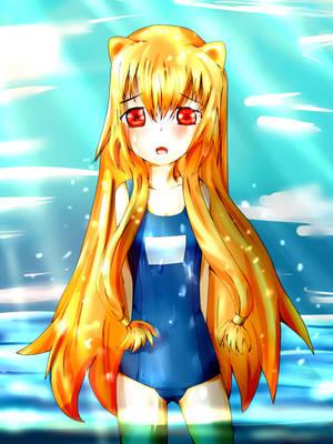Loli Tanuki-chan