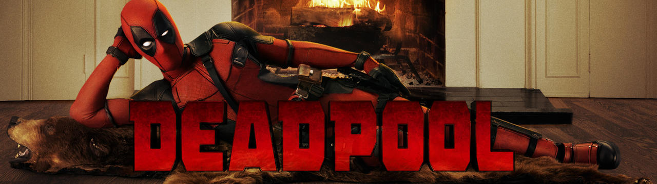 Live Action Deadpool Dual Screen Wallpaper By Raiden616