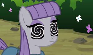 Maud Pie Hypnotized