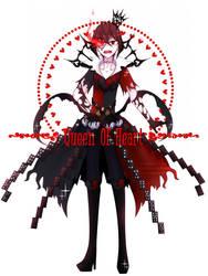 [Twst] : Queen of Heart
