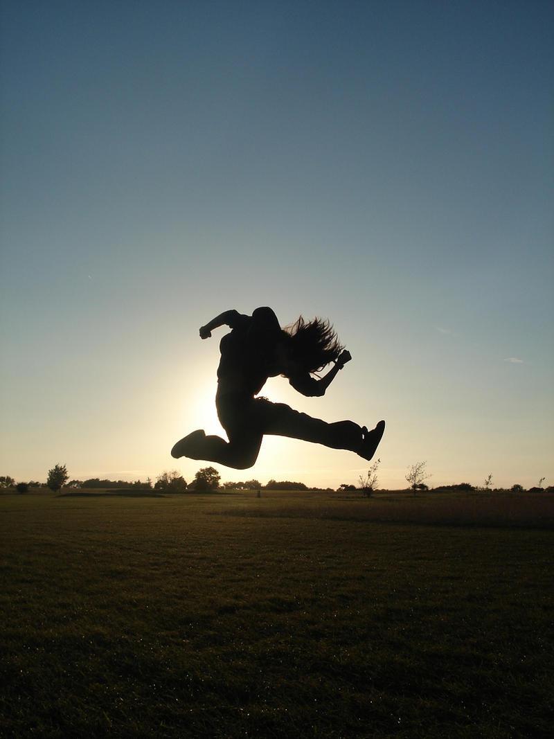 The Jump Horizon by Larwck