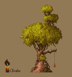 Tree of Temptation by Larwck