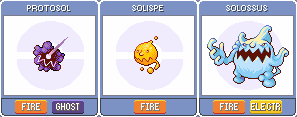 Sol Fakemon by Larwck