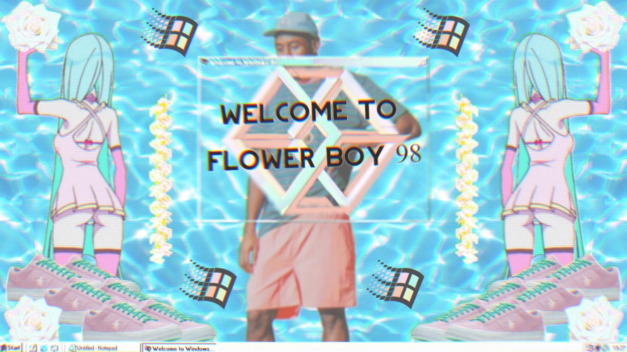 Flower Boy 98 by THEAESTHETICWEEB