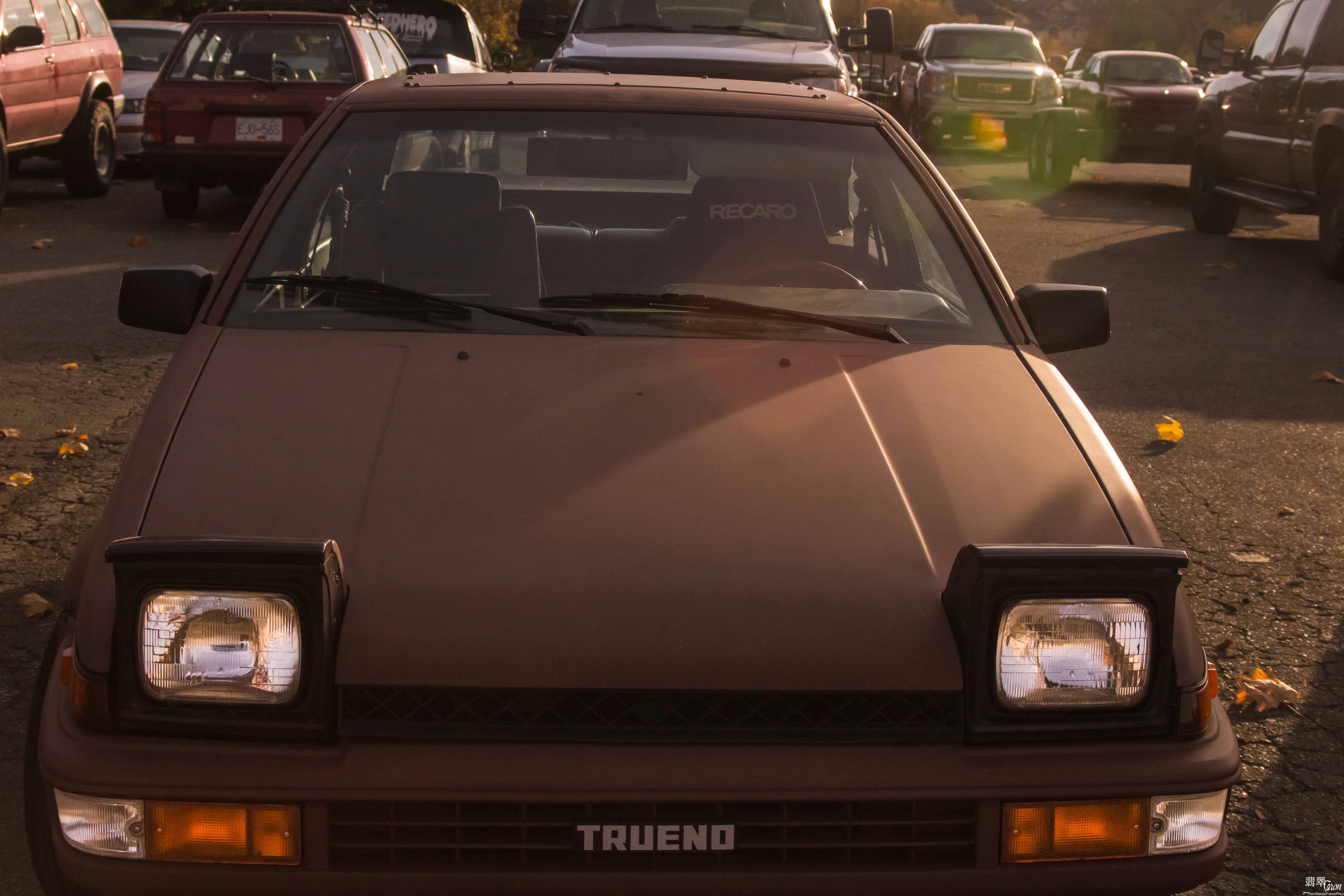 Trueno by THEAESTHETICWEEB
