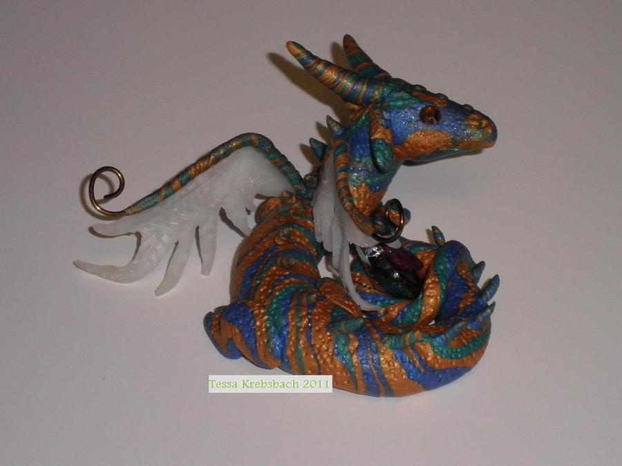 Fairy Scrap Dragon by KumoriYori