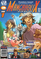 Mangaholix Issue 1 by mangaholix