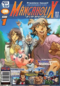 Mangaholix Issue 1
