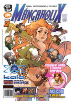 Mangaholix Issue 2 by mangaholix