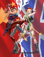 06 Old Stuff Street Fighter 00 by mangaholix