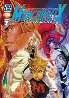 Mangaholix Issue 7 by mangaholix