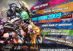 Sonic Boom Lock and Loaded 09