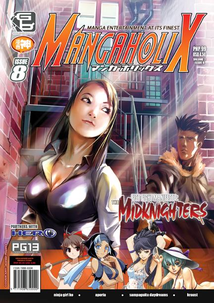 Mangaholix Issue 8 by mangaholix