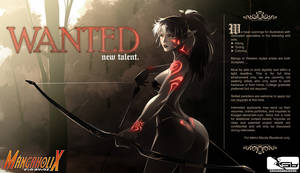 Wanted New Talent