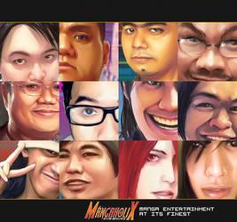 Mangaholix Studios by mangaholix