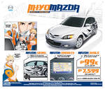 Mazda Make It Your Own Ad 2