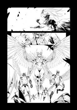 Witchblade Version Mangaholix