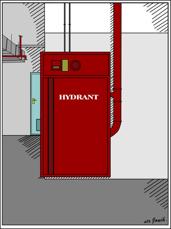 Hydrant by welovetofly