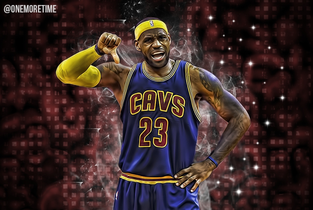LeBron James Wallpaper By OneMoreTimee