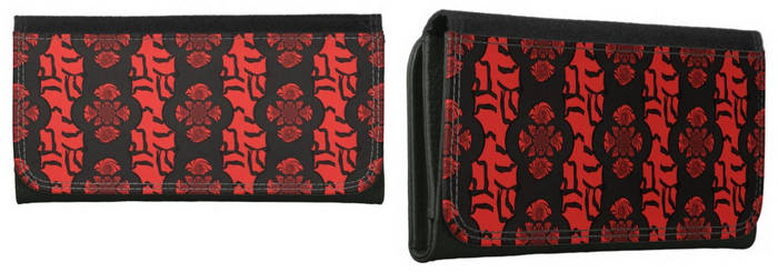 The Sun Spyder Woman Wallet 2