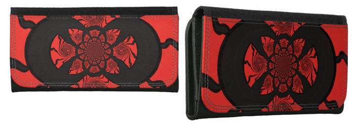 The Sun Spyder Woman Wallet 3