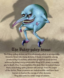 The Pokey-pokey Demon