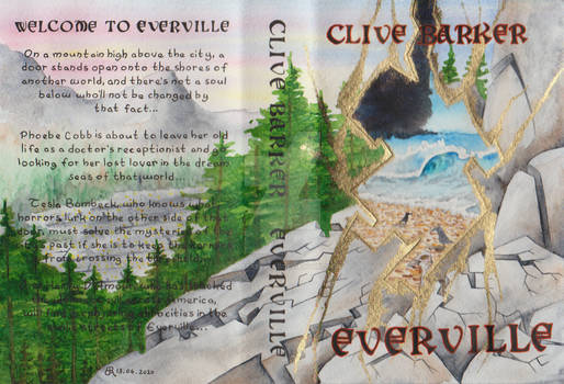 Everville cover with text
