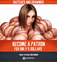 Become patreon by rombosman01