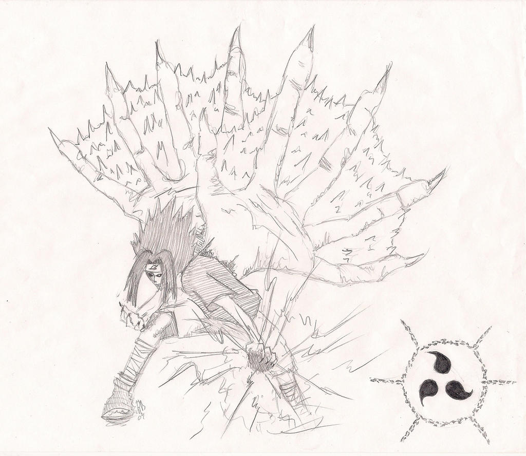 naruto sasuke u0027s curse by rollingdice on deviantart