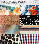Fabric Texture Pack #1 by ShatteredSightAdopts