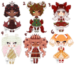 Gingerbread Adopts | OPEN | 3/6