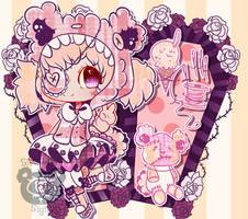 Pastel Goth Bag | Plush Girl