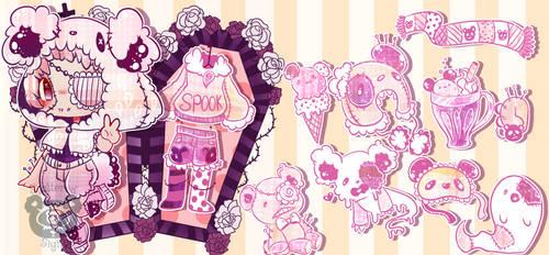 Pastel Goth Bag | Plush Boy