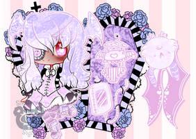 Pastel Goth Bag | Vampire Girl