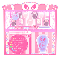 Spooky Sweet Crane Game | ROUND 1 CLOSED