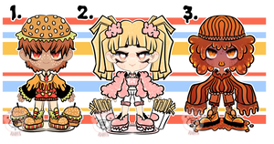 Adopts   Retro Meal   2/3 OPEN