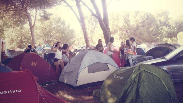 Camp Shot by catarinamzfernandes