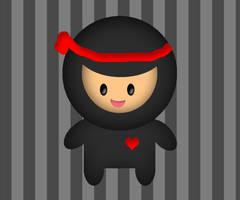 Ninja by catarinamzfernandes