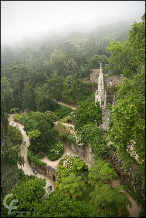 Quinta da Regaleira by catarinamzfernandes