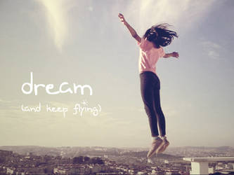 Dream by catarinamzfernandes