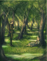 .:The Wood Between the Worlds:. by Felt-heart